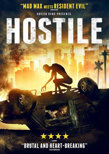Hostile New Film Poster