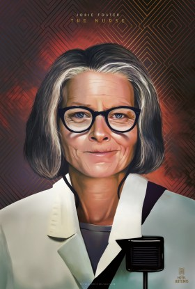 Hotel Artemis - Jodie Foster is The Nurse