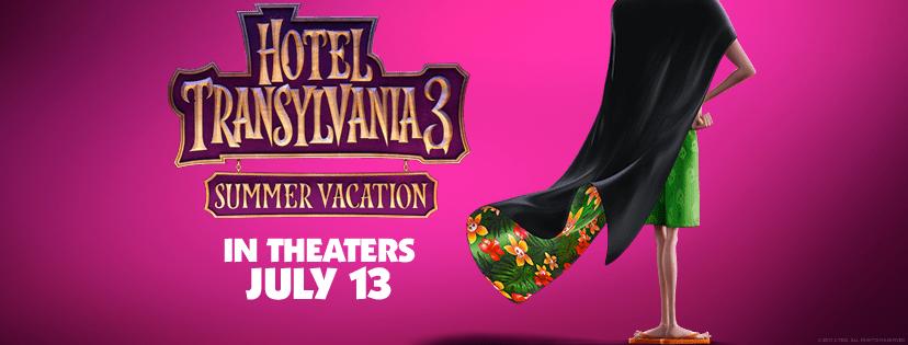 Hotel Transylvania 3 Movie Trailer