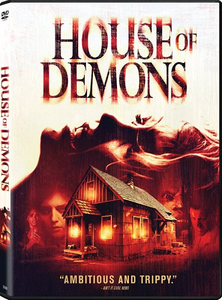 House Of Demons DVD Cover