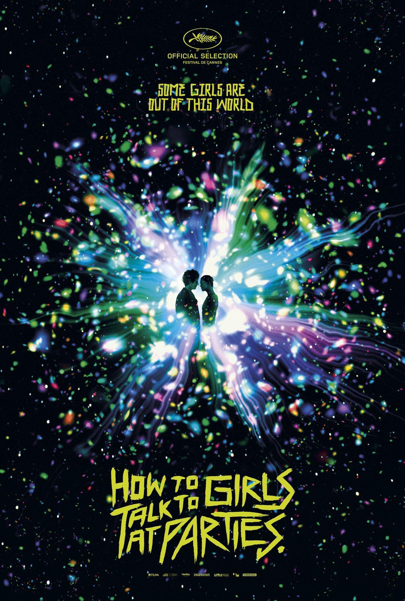 Kako se pogovarjati z dekleti na zabava Teaser Trailer-5515