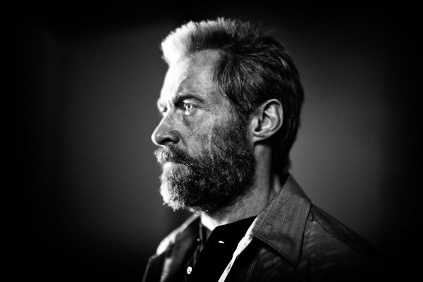 Hugh Jackman As Old Logan