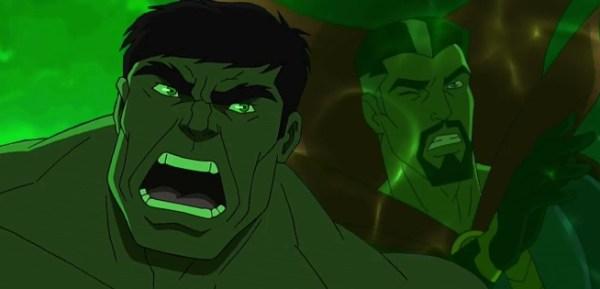 Hulk Where Monsters Dwell Movie