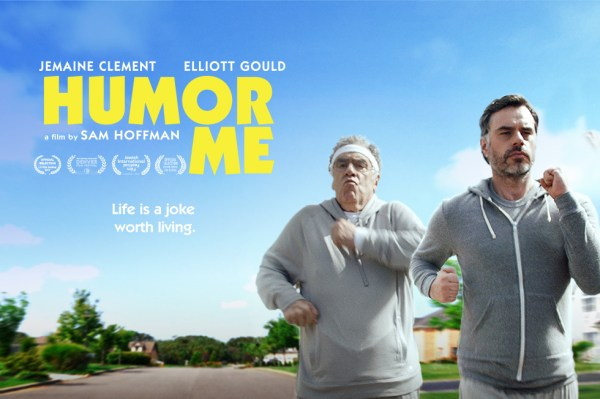 Humor Me Movie