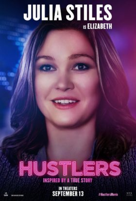 Hustlers Movie Julia Stiles Is Elizabeth