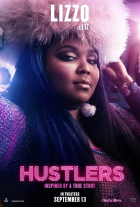 Hustlers Movie Lizzo Is Liz