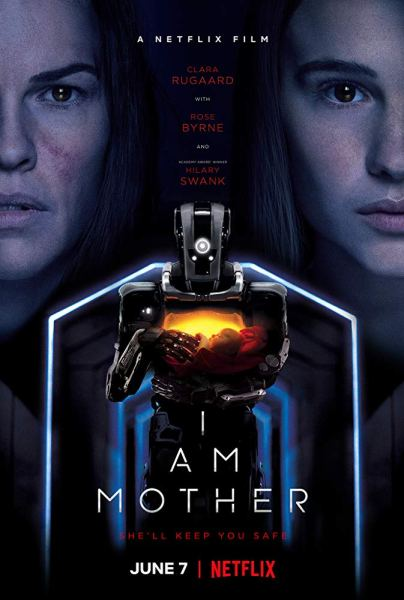 I Am Mother Movie Poster