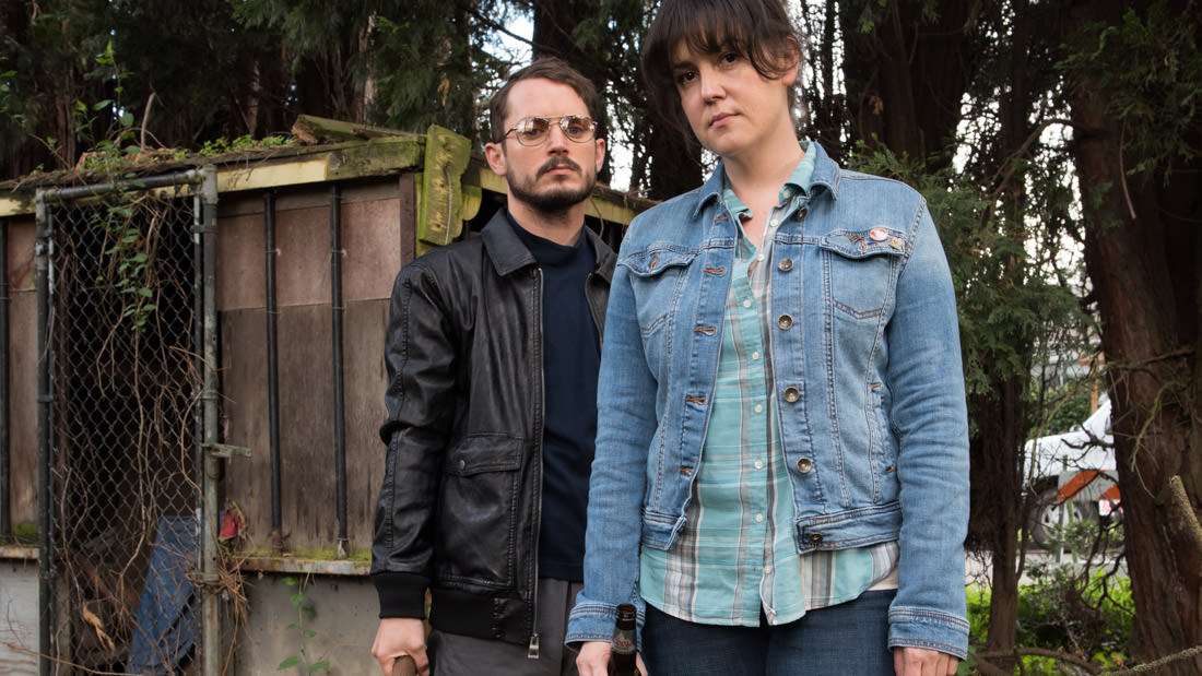 Image result for i don't feel at home in this world anymore movie