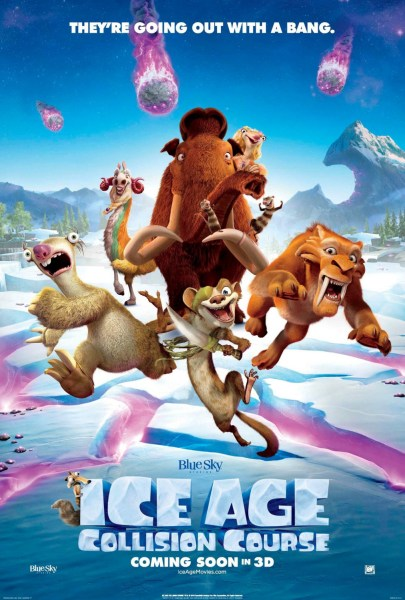 Ice Age 5 - Out with a bang