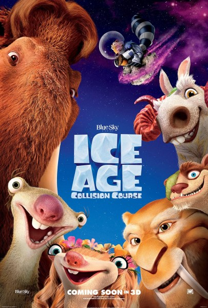Ice Age 5 new poster