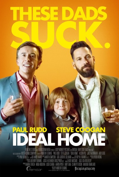 Ideal Home New Film Poster