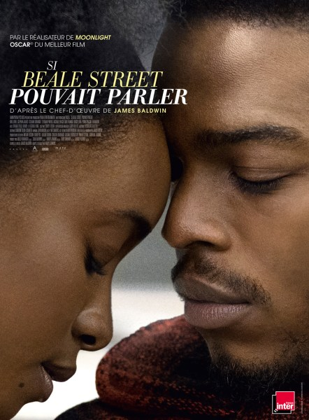 If Beale Street Could Talk Film Poster From France