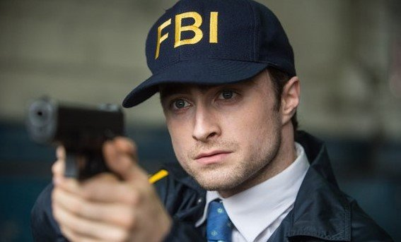 Imperium Movie - Daniel Radcliffe as FBI Agent Nate Foster
