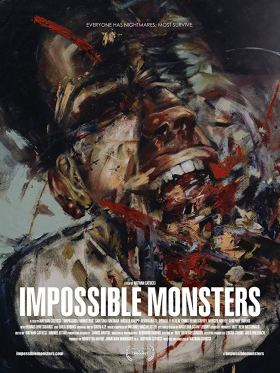 Impossible Monster Movie Poster