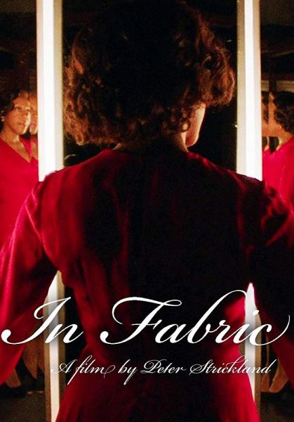In Fabric Movie Poster
