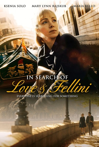 In Search Of Fellini New Poster