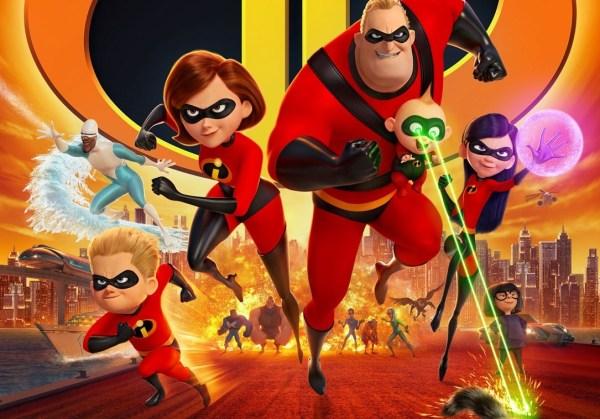 Incredibles 2 Movie 2018