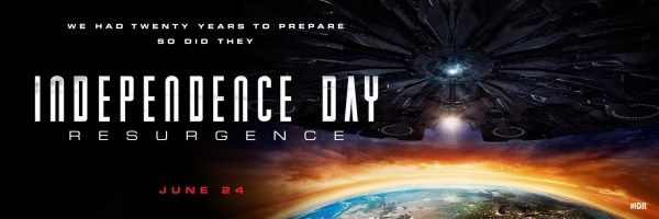 Independence Day 2 Resurgence - June 2016 Movie
