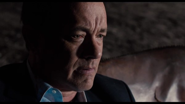Inferno - 2016 movie - Tom Hanks