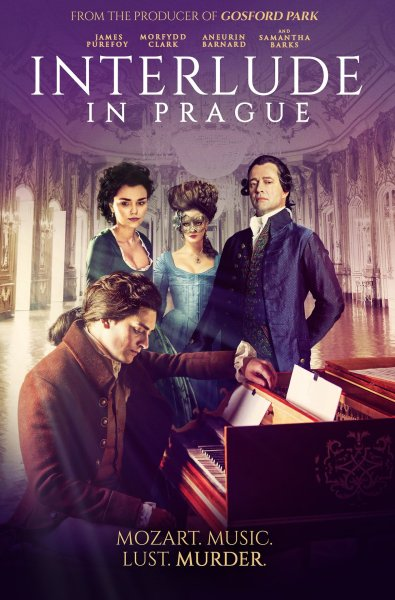 Interlude In Prague New Poster