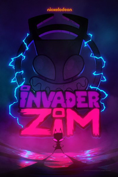Invader Zim Movie Teaser Poster