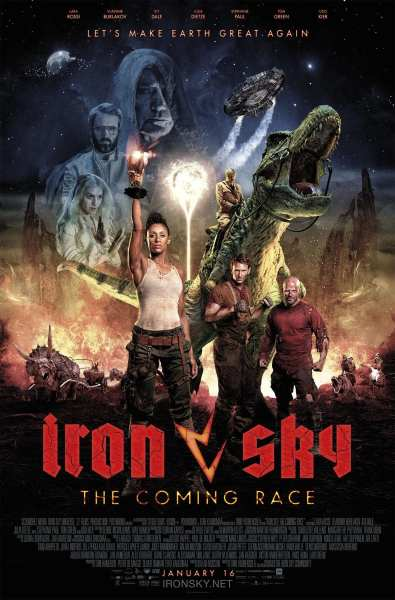 Iron Sky The Coming Race New Poster