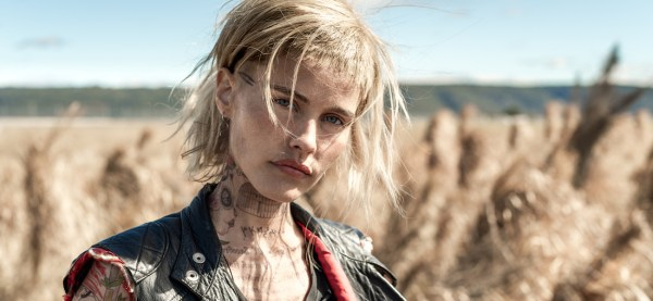 Isabel Lucas As Gyp in Science Fiction Volume One The Osiris Child
