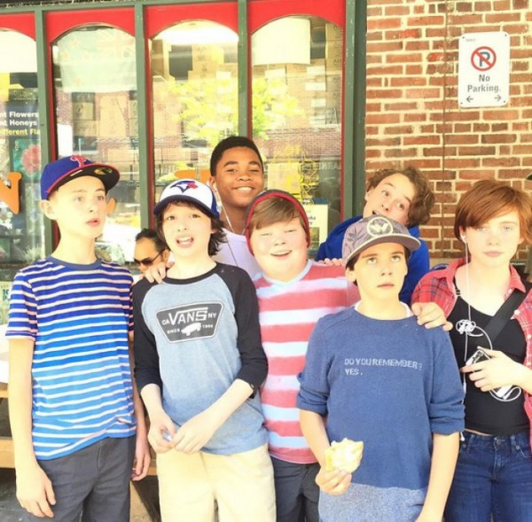 It Movie - The Losers club