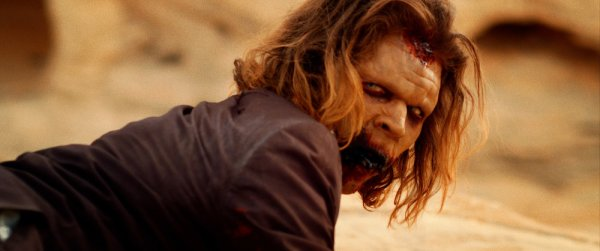 It Stains The Sands Red Movie - Zombie