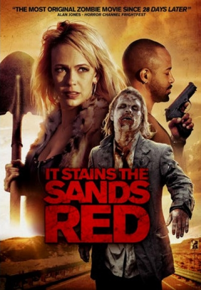 It Stains The Sands Red New Poster