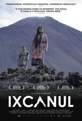 Ixcanul movie poster