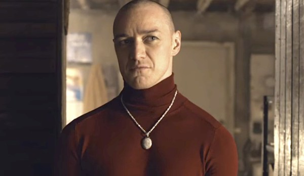 James McAvoy - Split