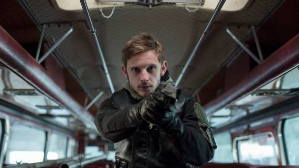 Jamie Bell 6 Days Movie