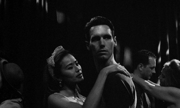 Jamie Chung And Cory Michael Smith In 1985