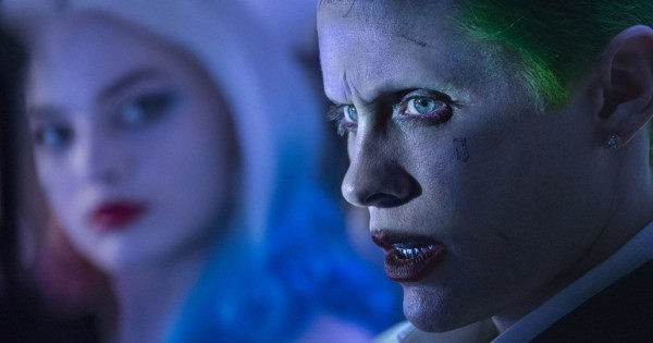 Jared Leto is The Joker - Suicide Squad Movie