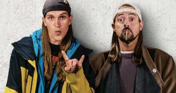 Jay And Silent Bob Reboot Movie