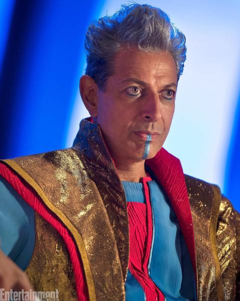 Jeff Goldblum As Grandmaster Thor 3