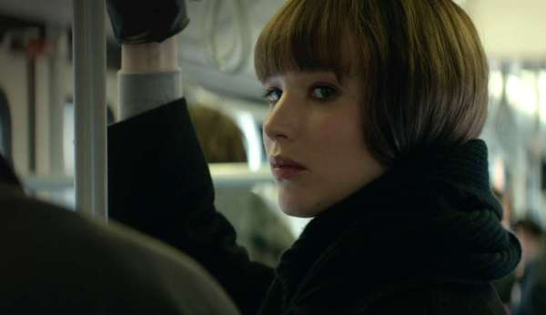 Jennifer Lawrence - Red Sparrow Film