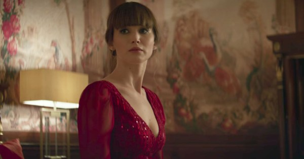 Jennifer Lawrence - Red Sparrow Film