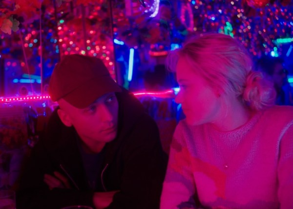 Jeremy Allen White And Maika Monroe in Shotgun (2018)