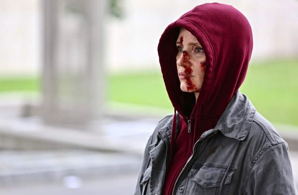 Jessica Chastain in Eve Movie