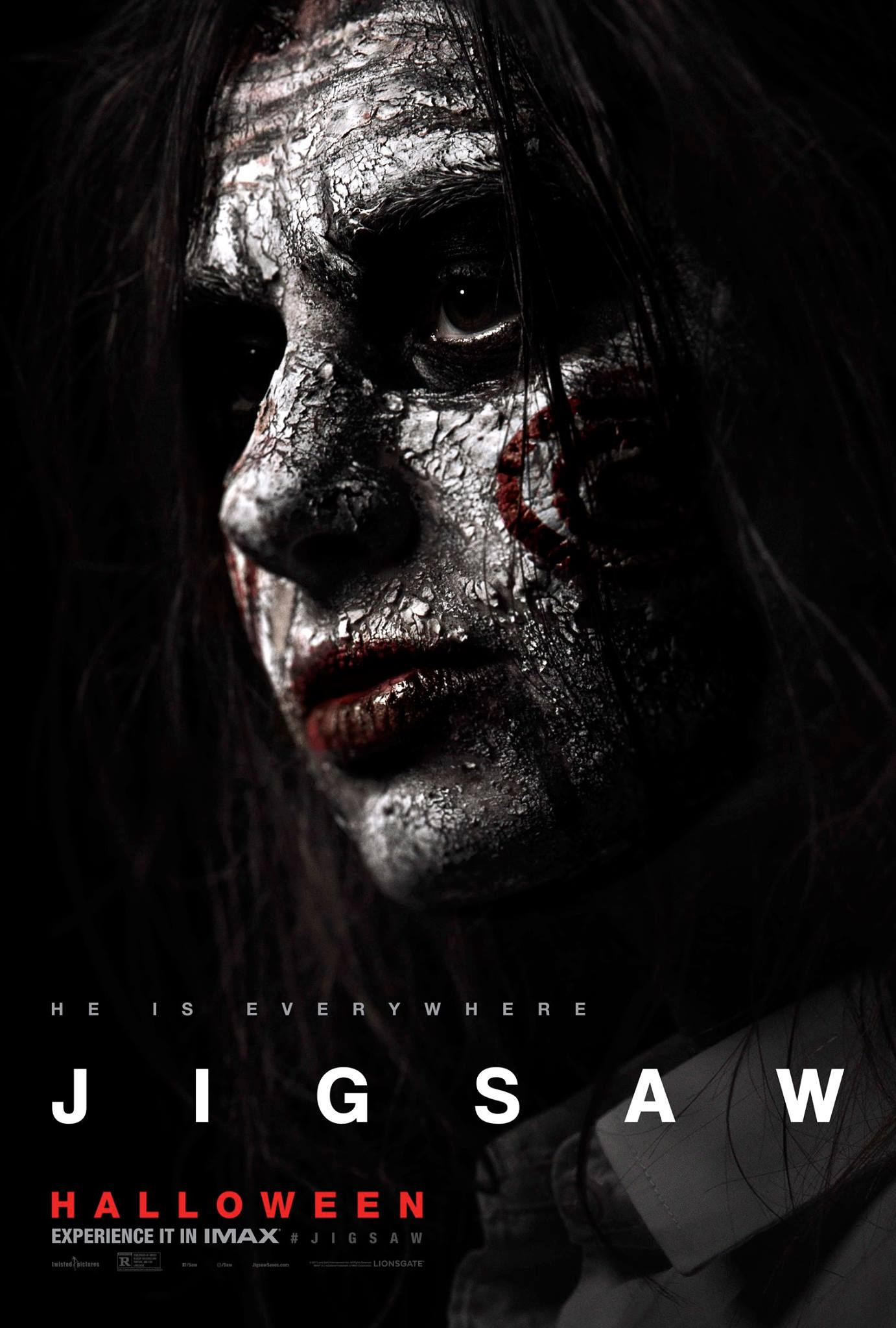 jigsaw movie character posters teaser trailer
