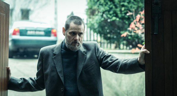 Jim Carrey - Dark Crimes