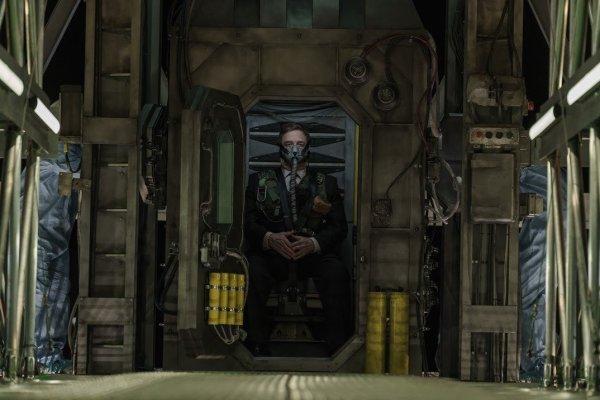 John Goodman - Captive State Movie