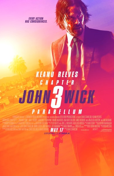 John Wick Chapter 3 Parabellum Keanu Reeves