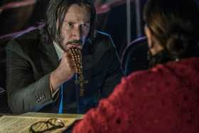 John Wick Chapter 3 Movie -  Keanu Reeves