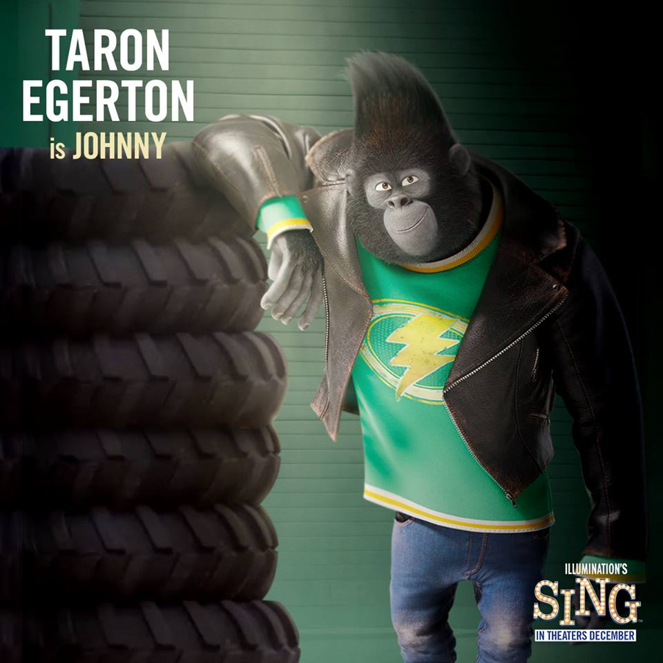 Sing Movie Voice Cast And Characters : Teaser Trailer