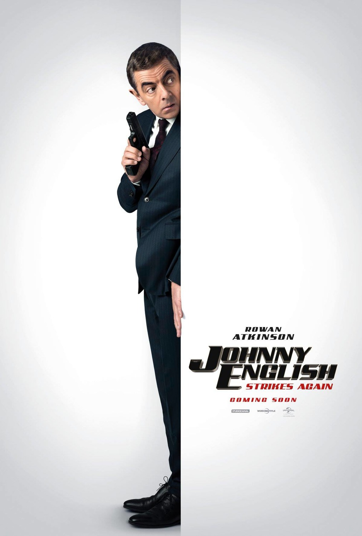 Johnny English Trailer
