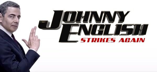 Johnny English 3 Movie - Johnny English Strikes Again