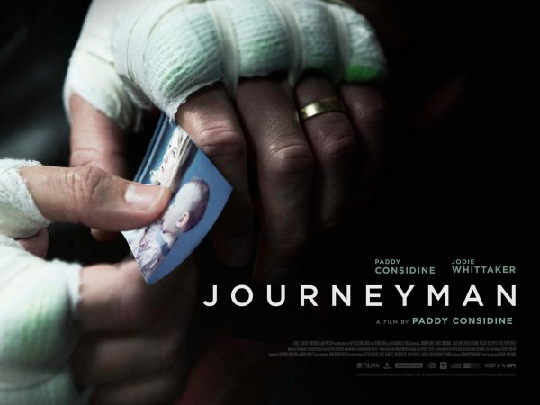 Journeyman Teaser Poster